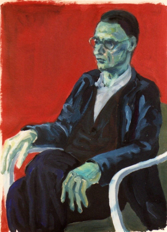W Mutzenbecher portrait